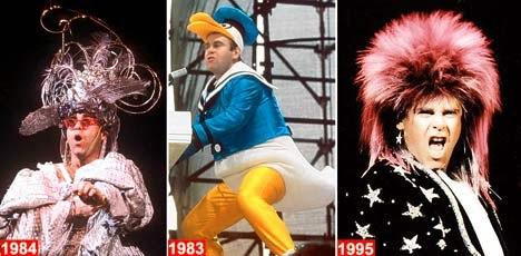 Elton\u0027s Favourite Stage Costume Is\u2026